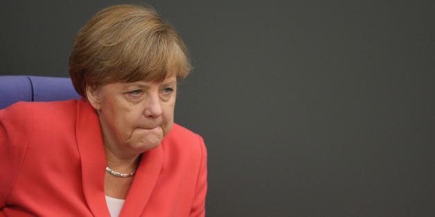 Bundeskanzlerin Angela Merkel will heute ihren Flüchtlingsdeal mit der Türkei abschließen
