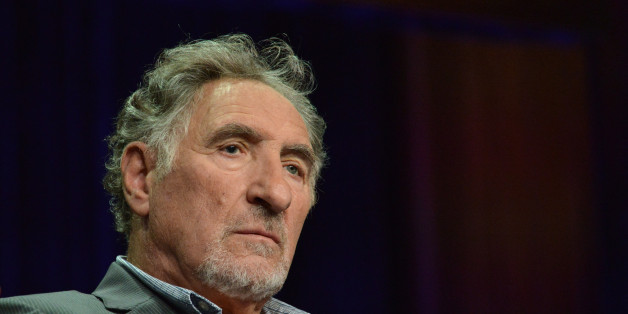 "Judd Hirsch on stage during the ""Forever"" panel at the Disney/ABC Television Group 2014 Summer TCA at the Beverly Hilton Hotel on Tuesday, July 15, 2014, in Beverly Hills, Calif. (Photo by Richard Shotwell/Invision/AP)"