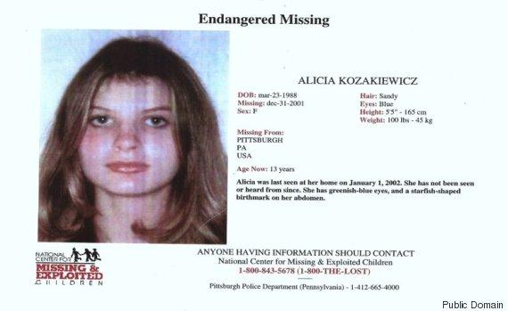 missing alicia