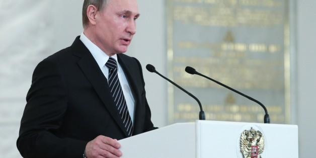 Why Putin Went Into Syria