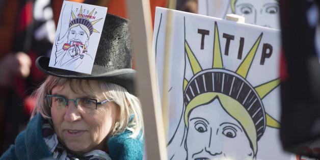 Die Kritik an TTIP wird wieder lauter