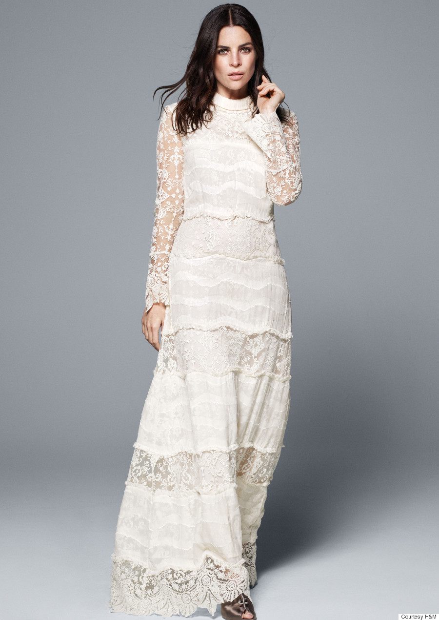 H&M\'s New Conscious Exclusive Collection Includes Wedding Dresses