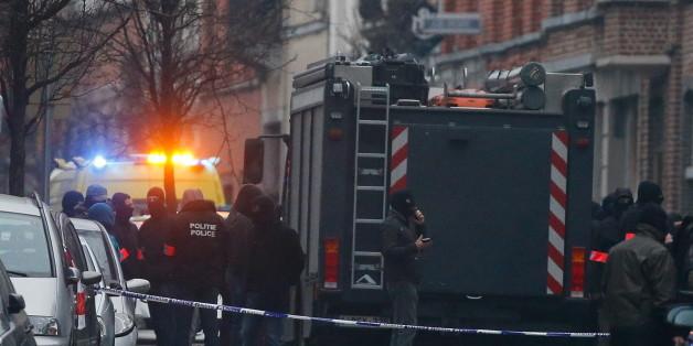 Terror-Verdächtiger festgenommen