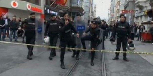 Turquie: explosion en plein centre d'Istanbul, des blessés