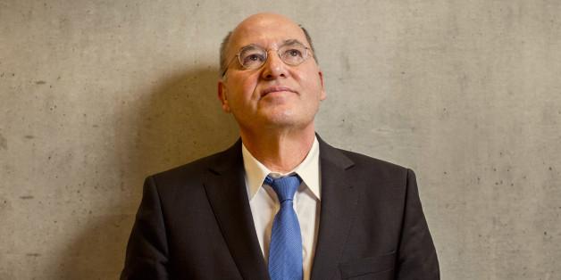 Der frühere Linksfraktionschef Gregor Gysi hat eine bewegende Abschiedsbotschaft an den verstorbenen Guido Westerwelle verfasst (Archivbild)