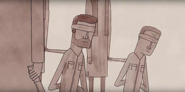 Un dessin animé explique ce que ça fait de vivre sous Daech