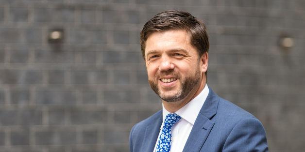 Former Welsh Secretary Stephen Crabb