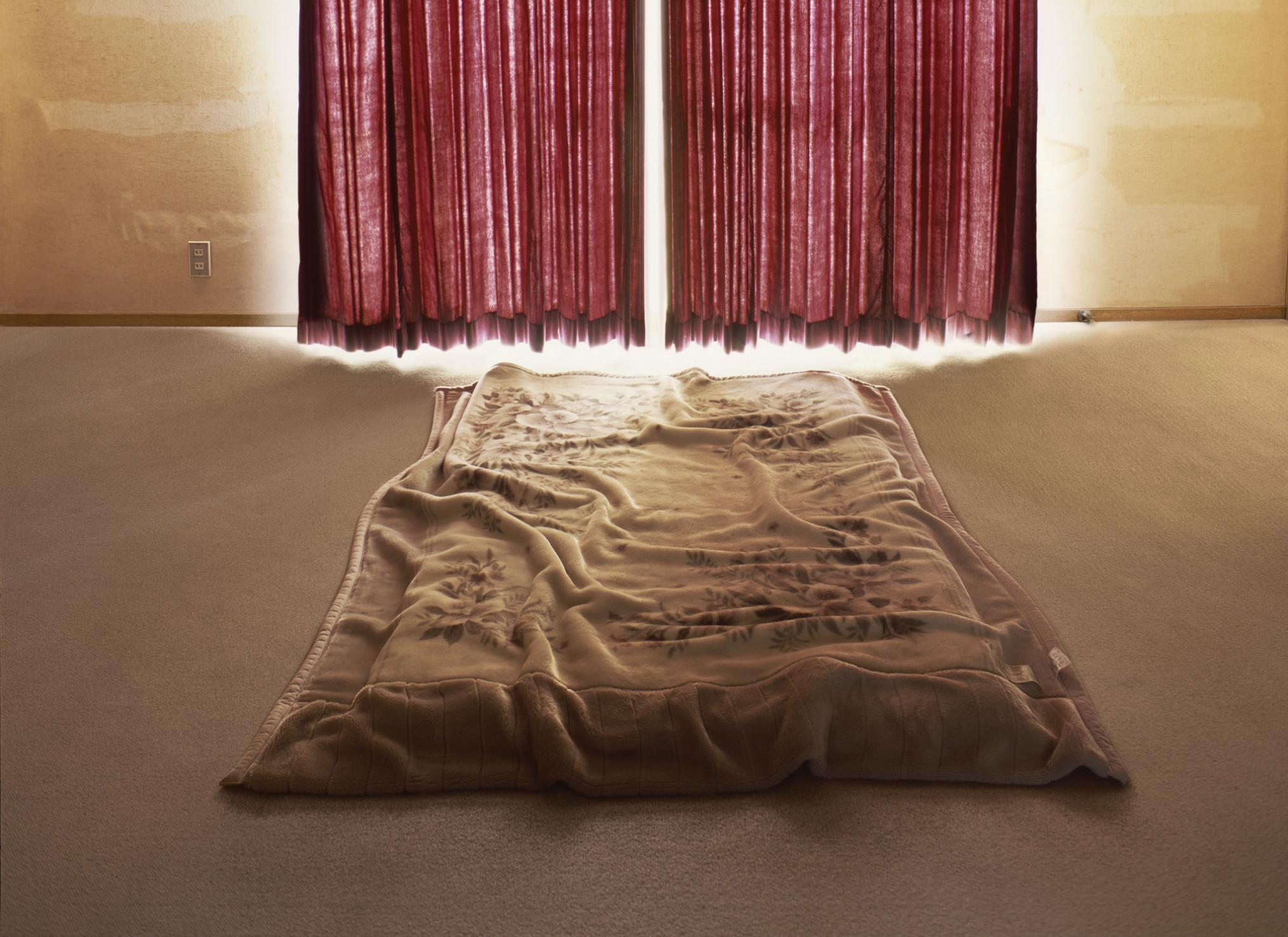 mattress floor