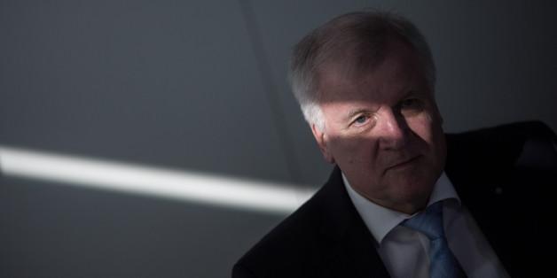 """CSU-Chef Horst Seehofer: """"Meine Politik hält die AfD klein"""""""