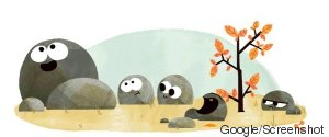 google doodle herbst