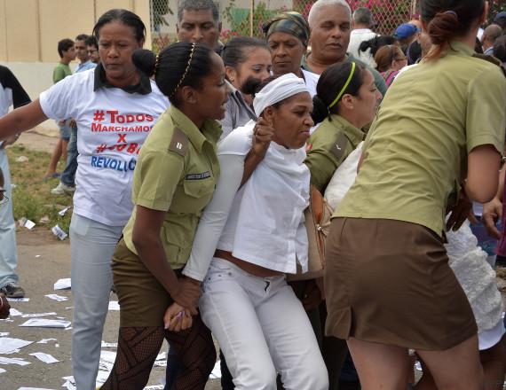 dissidents cuba