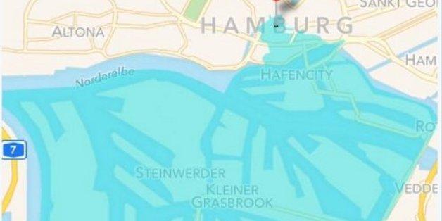 Chemieunfall in Hamburg: Hunderte Liter Säure ausgelaufen