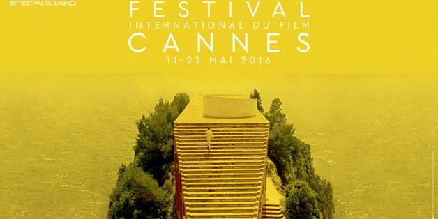 L'affiche du 69e Festival de Cannes