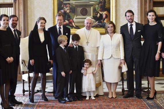 sarkozy pape francois