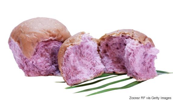 bread made from taro