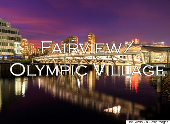 olympic village vancouver