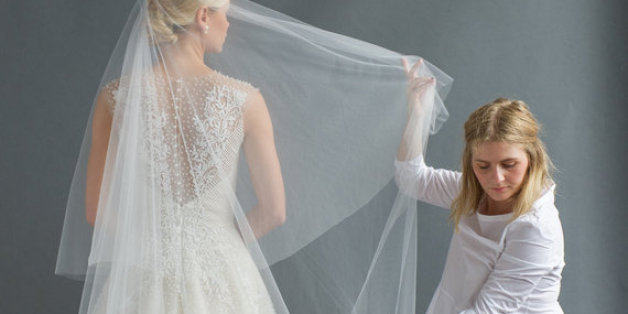 A Day in the Life of a Bridal Designer and Bride-To-Be + Tips on How ...