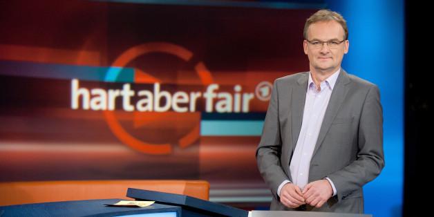 """Der """"Hart aber fair""""-Moderator Frank Plasberg"""