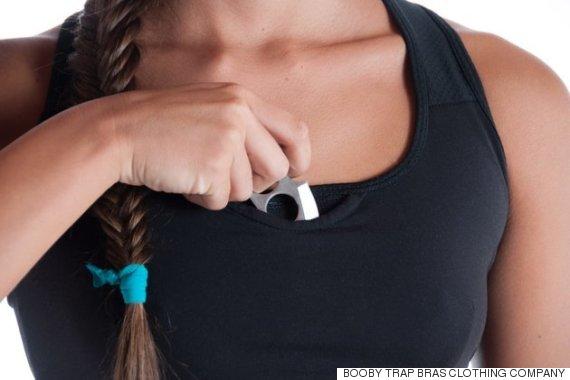 booby trap bras clothing company