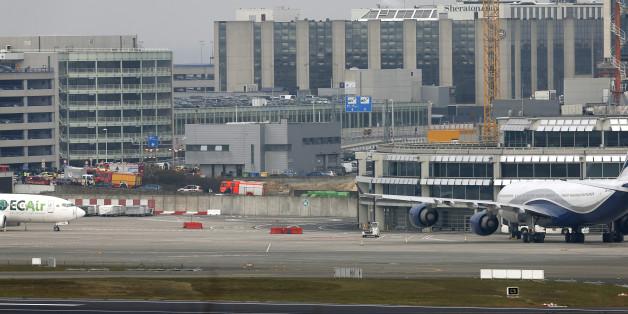 L'aéroport international de Bruxelles à Zaventem, le plus grand de Belgique