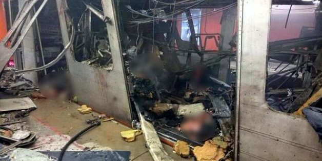 Brüssel: Diese Bilder zeigen den ganzen Schrecken des Terrors