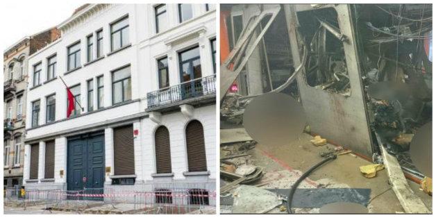 Attentats de Bruxelles: L'ambassade et le consulat du Maroc mettent en place une cellule de crise