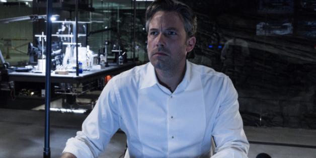 Ben Affleck spielt Bruce Wayne, der als Superheld Batman in Erscheinung tritt