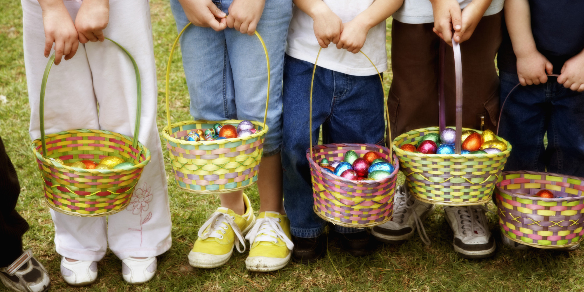 What not to put in your kids easter basket huffpost negle Gallery