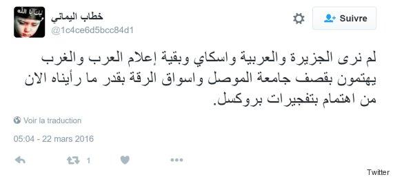 tweet 1 propagande daech