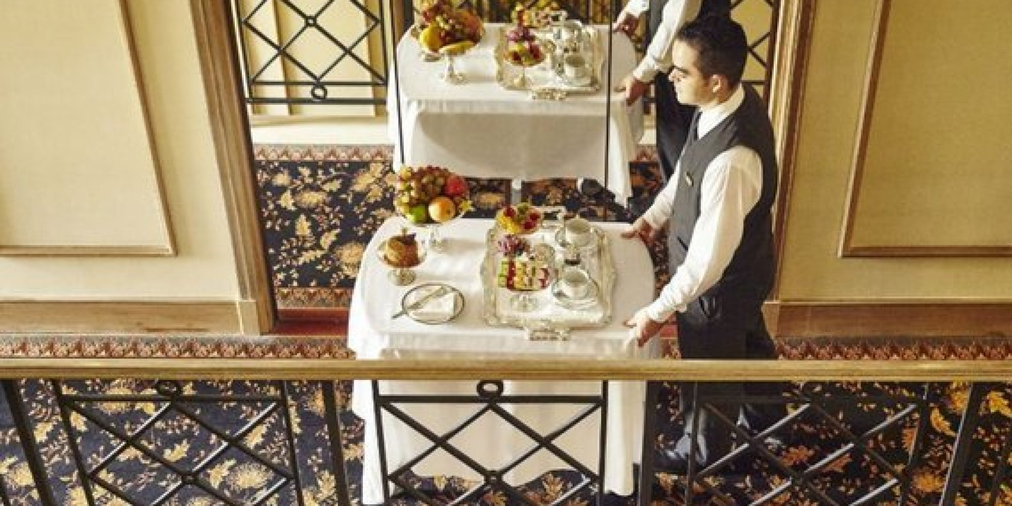 7 Things You Should Never Order From Room Service | HuffPost