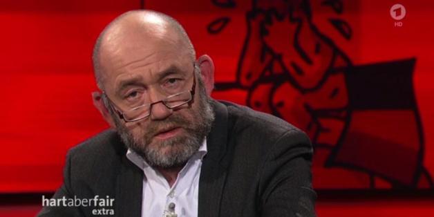 """Terror-Experte Schirra bei """"Hart aber fair"""""""