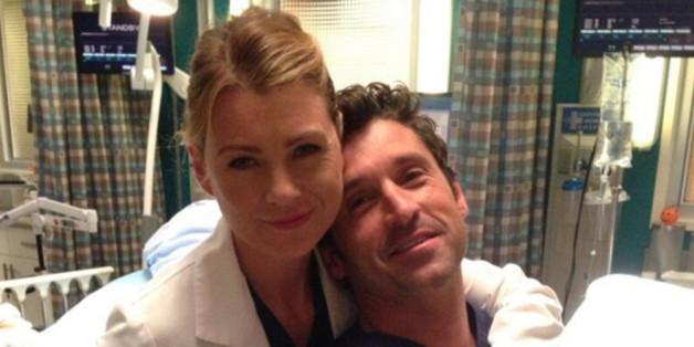 Derek Shepherd und Meredith Grey - es ist das tragische Ende einer großen Liebe