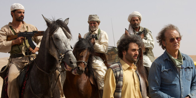 Bill Murray sucht einen Star in Afghanistan