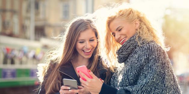 Gerne teilen User von sozialen Plattformen Bilder und Artikel - um Freundschaften zu pflegen