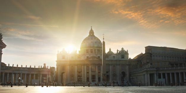 St.-Peters-Platz ist für Christen in Ostern ein sehr zentraler Platz
