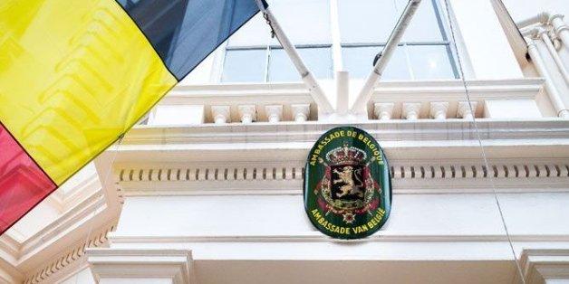 Attentats de Bruxelles: L'ambassade de Belgique à Rabat ouvre un registre de condoléances