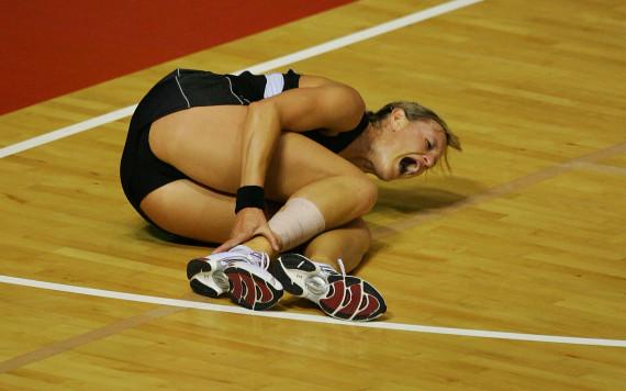 netball injury