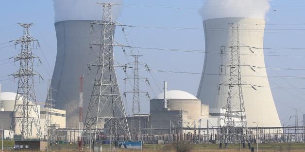 Das belgische Atomkraftwerk Doel