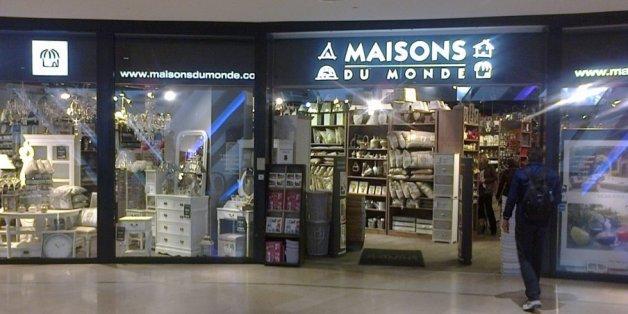 L'enseigne Maisons Du Monde S'installe Au Morocco Mall