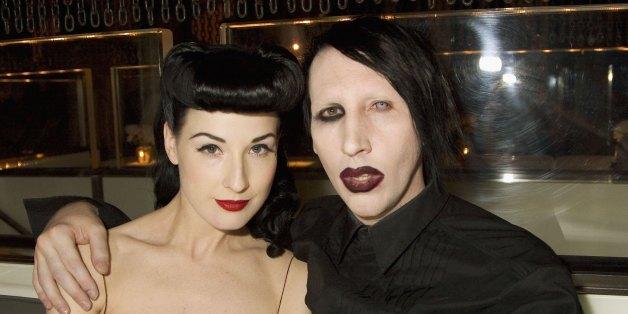 Dita von Teese und Marilyn Manson waren einst verheiratet (Archiv)