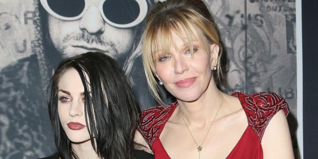 Tochter Von Kurt Cobain Scheidung Nach 21 Monaten Huffpost