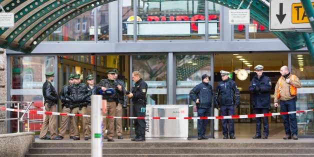 Nur einen Tag nach Anschlägen in Brüssel: Mann löst absichtlich Terroralarm an Bahnhof aus