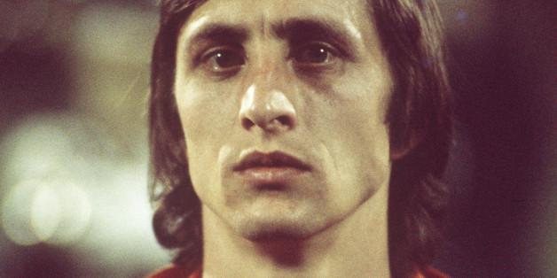 Weltfußballer des vergangenen Jahrhunderts: Johan Cruyff ist tot