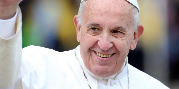 Was der Papst heute tat, ist wunderschön - und eine kleine Sensation