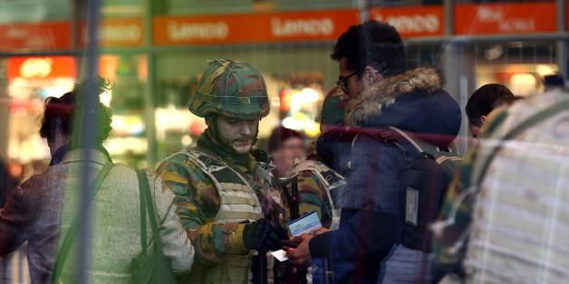 Nach den Aschlägen von Brüssel: Es gibt ein Wort dafür, was der Terror gerade mit uns macht