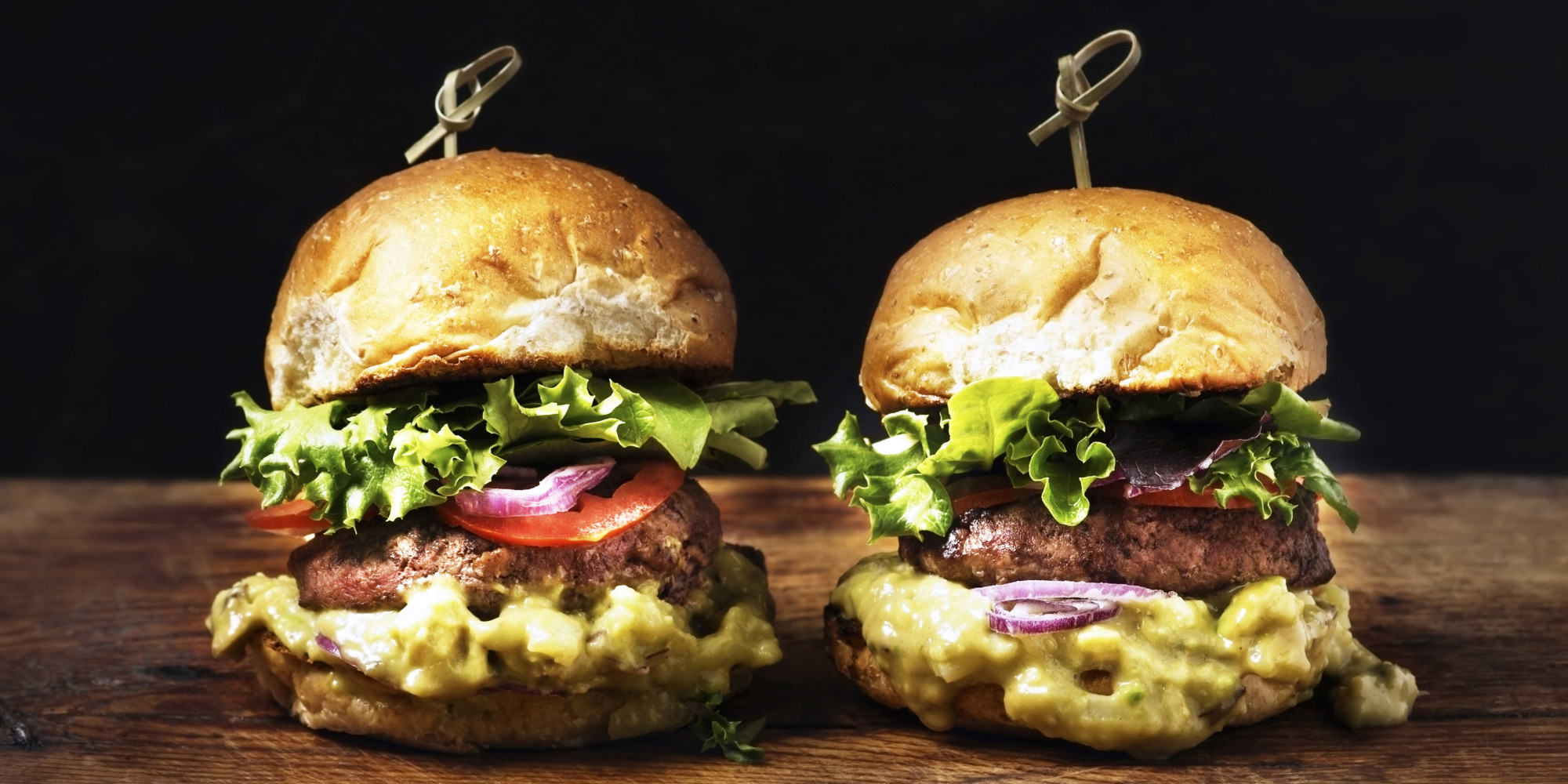 17 Unique Burgers You Need To Get Your Hands On Huffpost