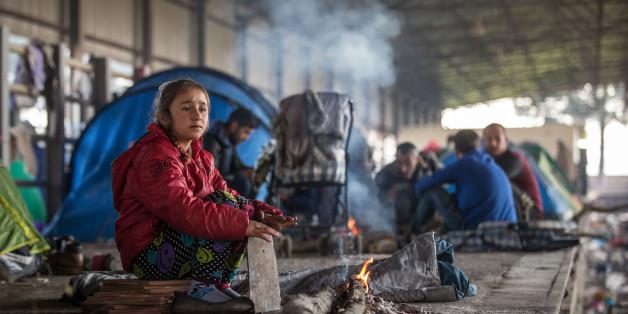 """Situation im Flüchtlingslager Idomeni spitzt sich zu: """"Es könnte zur Explosion kommen"""""""