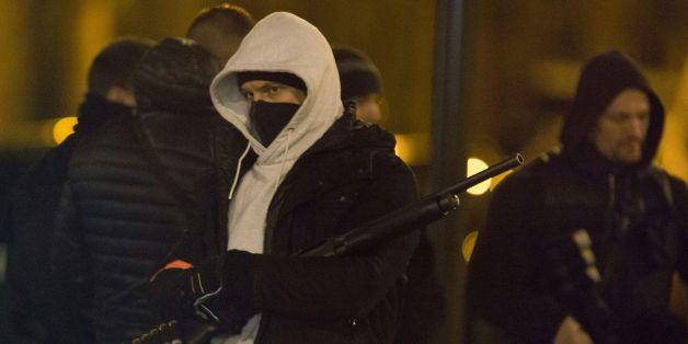 Une opération antiterroriste en cours à Argenteuil