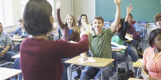 Diese Frage verunsicherte eine erfahrene Lehrerin zutiefst