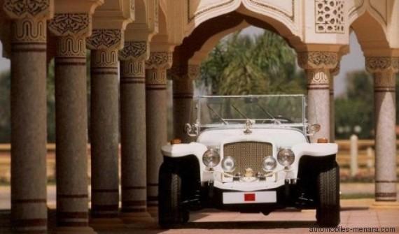 348ea45e9872 La Menara, voiture 100% marocaine créée pour Hassan II (PHOTOS)   Al ...